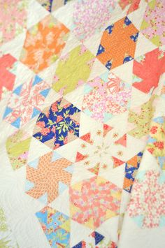 Fig Tree quilts:; Sommerset and Aloha Girl.