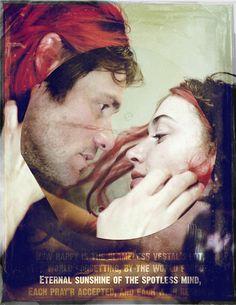 Fuck Yeah Movie Posters! — Eternal Sunshine of the Spotless Mind by Curtis...