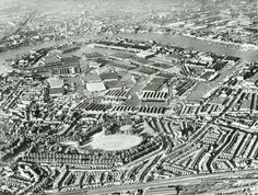 Surrey Docks and surrounding area of Bermondsey c.1930