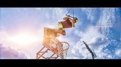 BasketBoard: Lords of Gravity