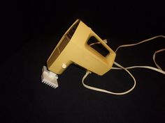 Vintage Cosco Electric Meat Tenderizer Avocado MT2 - Works Great!