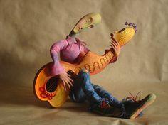 Larisa Churkina art doll