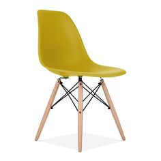 Charles Eames Olive DSW Chair