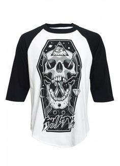 Sullen Clothing Illuminati Raglan, £26.99