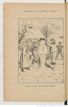 L'Hirondelle qui revient d'Égypte, et autres contes de fées, adaptation par Mlle Roussel,... | Gallica