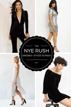 The NYE Rush: What to Wear When You Have Less Than 48 Hours — Lifestoned Adventures