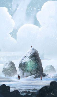 Snow Flower by Andi Koroveshi