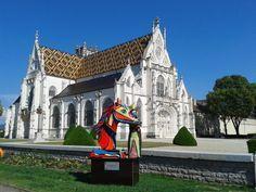 Visitare Bourg en Bresse, città d'arte e del savoir-faire