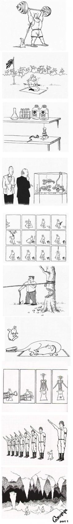 Just a Bunny Suicides Compilation