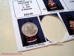 use school picture proofs to make bottle cap jewelry or magnets