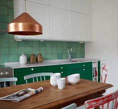 Keuken Kaat on Pinterest  Industrial Interior Design, Paint Colors ...