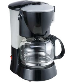 Place Coffeemaker Carafes In The Top Rack Of A Dishwasher So Plastic Handles And Lids