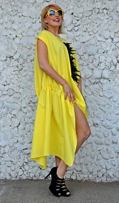 Just launched! Asymmetrical Yellow Dress TDK241, Light Cotton Summer Dress, Extravagant Light Yellow Dress, Playful Lemon Yellow Dress https://www.etsy.com/listing/515803307/asymmetrical-yellow-dress-tdk241-light?utm_campaign=crowdfire&utm_content=crowdfire&utm_medium=social&utm_source=pinterest