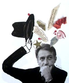 Gianni Rodari - Cuentos para jugar Eye Flutter, Serge Bloch, Writers And Poets, Beautiful Mind, Children's Literature, Conte, Book Authors, Carpe Diem, Childhood Memories