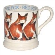 Red Fox Mug by Emma Bridgewater. I have this and LOVE it! <3