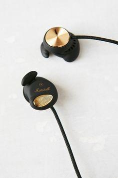 Marshall Minor Earbud Headphones - Urban Outfitters
