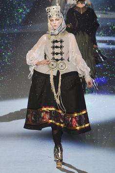 John Galliano, Autumn/Winter 2009, Ready-to-Wear