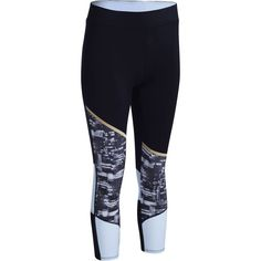 Deportes Fitness Ropa - 7/8 fitness ENERGY XTREM DOMYOS - Mujer