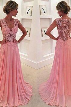 Sexy Prom Dress,Chiffon Prom Dresses,Long Evening Dress,Formal Dress