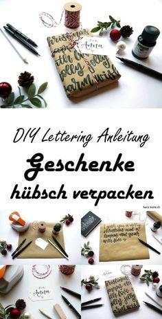 DIY Lettering: Eine
