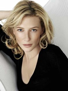 Cate Blanchett. In my opinion, one of the  most talented actors today.