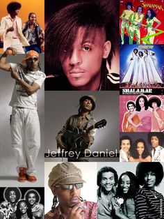 """Jeffrey Daniel (August 24, 1955) is an American dancer, singer-songwriter & choreographer, notable for being a member of the R & B vocal group Shalamar. In Nigeria he is known as an Idol series judge. Daniel first performed """"the backslide"""", now known as the """"moonwalk"""", on British TV in 1982. Michael Jackson, a fan since Daniel's days as a dancer on Soul Train, hired him. Daniel became a renowned pioneer of the West Coast Street Dance movement. Daniel's Soul Train dance partner was Jody…"""