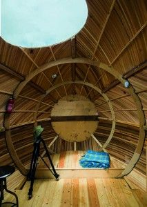 George Clarke\'s Amazing Spaces Exbury Egg Small Space design and ...