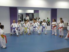 Antrenament karate Karate, Jackets, Fashion, Down Jackets, Moda, Fashion Styles, Fashion Illustrations, Jacket