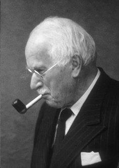 "Jung delivered his final Eranos lecture in entitled: ""On Synchronicity."" His lecture was later expanded and published in a book, co-authored with the Nobel Laureate in physics, Wolfgang Pauli. Sigmund Freud, Words Quotes, Me Quotes, Sayings, Carl G Jung, Philosophy Quotes, Book Writer, Literary Quotes, Some Words"