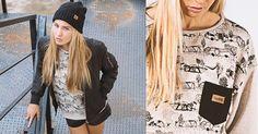 Novedades en Kaotiko ➥http://www.kaotikobcn.com/es/mujer-223000129…  #kaotiko #streetstyle #urbanstyle #trendy #moda #fashion #mode