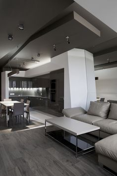 Luxury penthouses are offering outrageous amenities to attract tenants . Lobby Interior, Apartment Interior, Interior Exterior, Home Interior Design, Interior Architecture, Interior Decorating, Condominium Interior, Minimalist Apartment, Luxury Decor