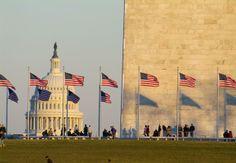 1: The National Mall and Washington, D.C., Memorials