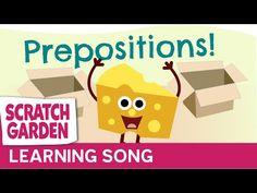 11 Perfect Videos for Teaching Prepositions - Early Core Learning