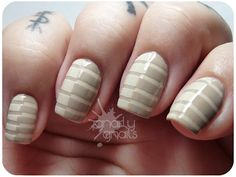 UPC - Warm - Opposites I love these nails! I just started doing my own nails and it is actually really fun!