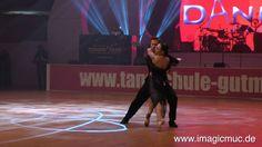 Neil Jones & Ekaterina Sokolova • Rumba • Euro Dance Festival 2016