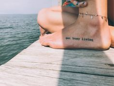 Pretty Small Simple meaningful tattoos for Women. Temporary and Permanent awesome Tattoo ideas for women. look unique with these small meaningful tattoos. Meaningful Tattoos For Women, Tattoos For Women Small, Small Tattoos, Cool Tattoos, Tatoos, Small Tattoo Quotes, Awesome Tattoos, Little Tattoos, Mini Tattoos