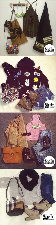 New week, new fashion!   -SheIn
