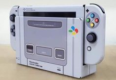 Switch SNES Mod, this is how you do it!