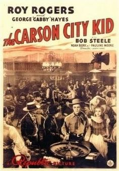 Carson City Kid    - FULL MOVIE - Watch Free Full Movies Online: click and SUBSCRIBE Anton Pictures  FULL MOVIE LIST: www.YouTube.com/AntonPictures - George Anton -   Plot: Roy is a bandit who is out to get the man who killed his younger brother. He learns as he rides into the town of Senora that the man is the owner of the local saloon and gambling hall.