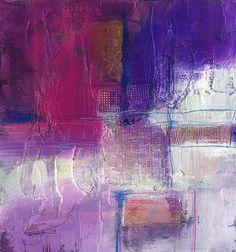 Comforting Silence... Original Contemporary art by Kathy Morton Stanion