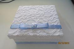 caixinhas decoradas  | caixa foi decorada pela mamãe, que adora colocar a mão na massa!