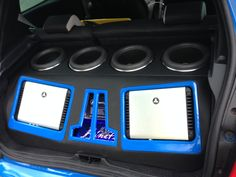 "renault clio sport rs 200 with a jl audio hd1200/1, hd 600/4, four 8"" 8w7 subs all running of a cleansweep  all in a custom installe"