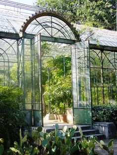 Orto_botanico_Palermo_03.jpg 960×1.280 pixels ~ETS #conservatory