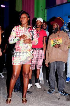 Kingston – Stone Love. Photo © Wayne Tippetts Jamaica Dancehall.