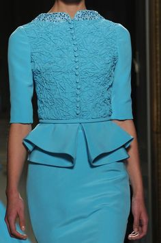 tinaschoices:  Georges Hobeika Details Haute Couture