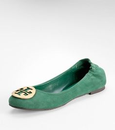 4f2ad4f7c7c Tory Burch Reva Flats- a comfy stylish shoe when you just can t do heels.