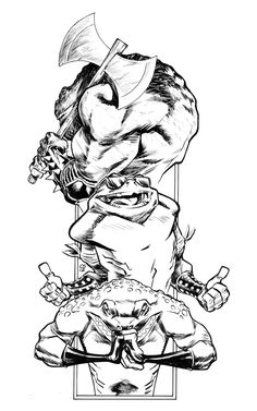 Battletoads by csmithart.deviantart.com on @deviantART