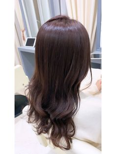 【Euphoria銀座三丁目】ピンクラベンダー【担当秋葉】 Long Hair Styles, Beauty, Long Hairstyle, Long Haircuts, Long Hair Cuts, Beauty Illustration, Long Hairstyles, Long Hair Dos