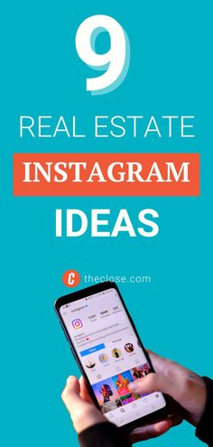 """Let's be honest … the only thing that matters in real estate (and in life) is the engagement you get on Instagram. """"Jokes"""" aside, the way people interact with your content certainly affects the reach and cachet of your real estate brand. To help you crush it on Instagram this year, we decided to share nine engagement hacks that we use to build our Instagram account. Instagram Tips, Instagram Accounts, Instagram Jokes, Real Estate Branding, Real Estate Marketing, Hacks, Messages, Content, Engagement"""