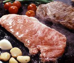 Kobe cow surloin steak